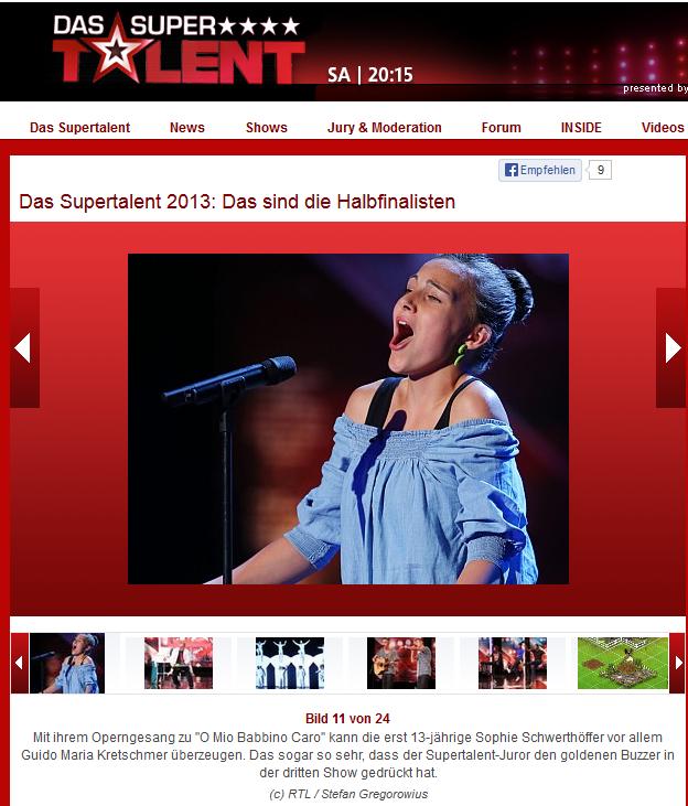 RTL-Die-Halbfinalisten